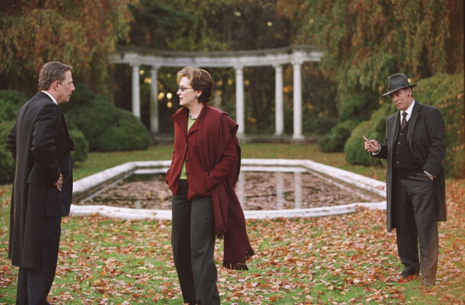 Meryl Streep, Dean Stockwell