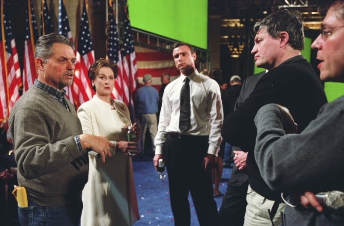 Jonathan Demme, Meryl Streep, Liev Schreiber