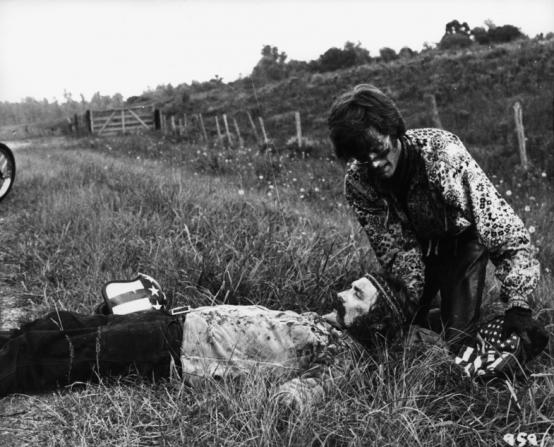 Dennis Hopper, Peter Fonda