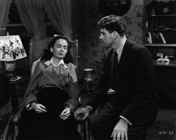 Ann Blyth, Burt Lancaster