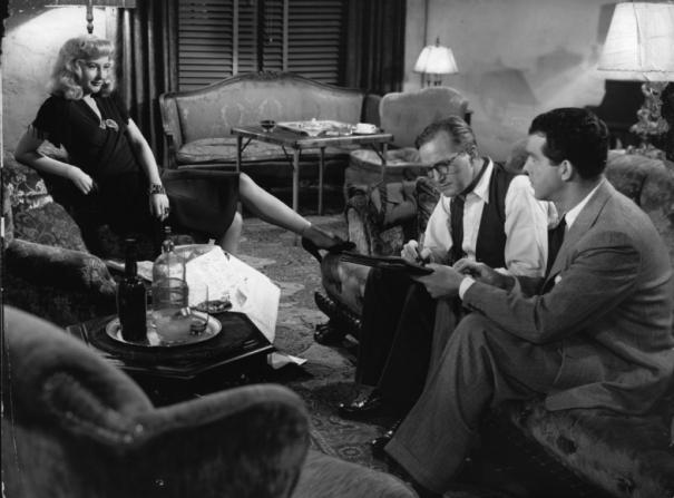 Barbara Stanwyck, Tom Powers, Fred MacMurray