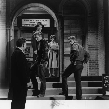 Dennis Hopper, James Dean