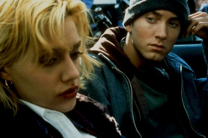 Brittany Murphy, Eminem