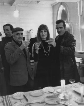 Mario Monicelli, Monica Vitti
