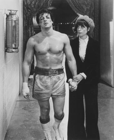 Sylvester Stallone, Talia Shire