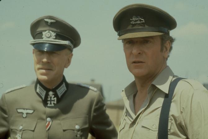 Max von Sydow, Michael Caine