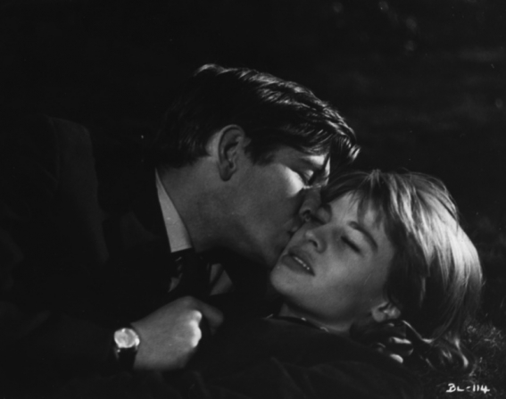 Tom Courtenay, Julie Christie