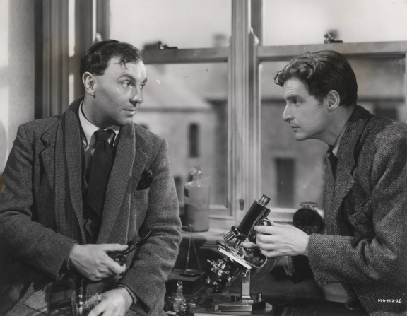 Ralph Richardson, Robert Donat