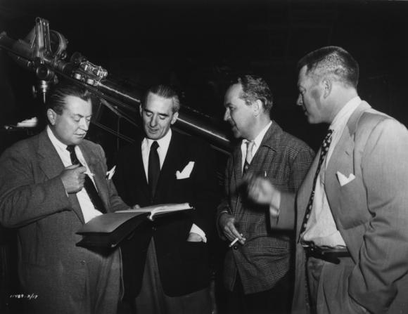 Byron Haskin, George Pal, Frank Freeman Jr
