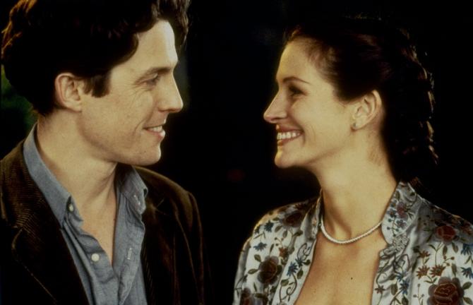 Hugh Grant, Julia Roberts