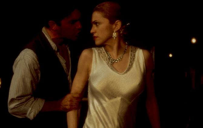 Antonio Banderas, Madonna