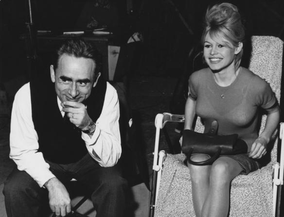 Henri-Georges Clouzot, Brigitte Bardot