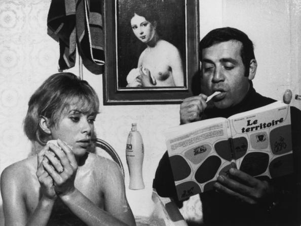 Mireille Darc, Jean Yanne