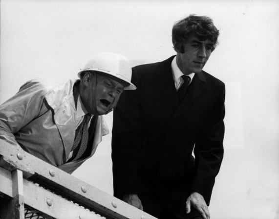 Richard Pearson, Peter Cook