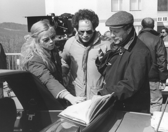 Theresa Russell, Art Garfunkel, Nicolas Roeg