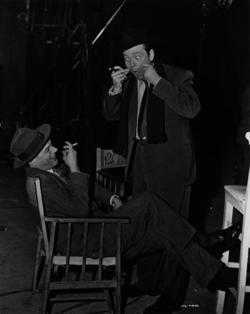 Joseph Cotten, Orson Welles