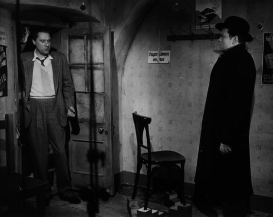Carol Reed, Orson Welles