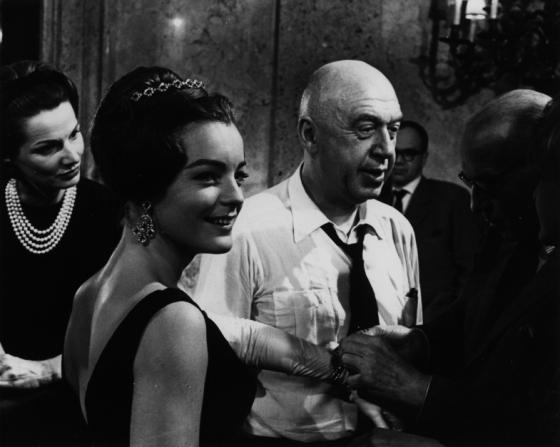 Romy Schneider, Otto Preminger
