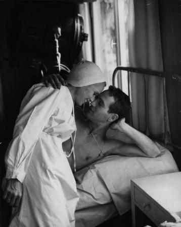 Eva Marie Saint, Paul Newman