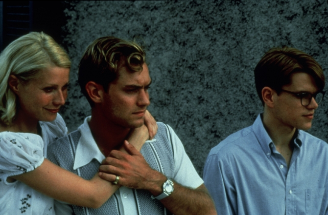 Gwyneth Paltrow, Jude Law, Matt Damon