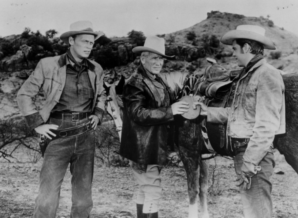 Richard Widmark, Spencer Tracy, Robert Wagner