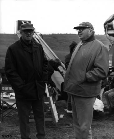 Geoffrey Unsworth, Irving Allen