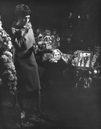 Coral Browne, Susannah York