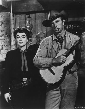 Joan Crawford, Sterling Hayden