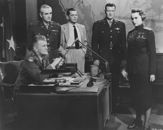 John Wayne, Janet Leigh