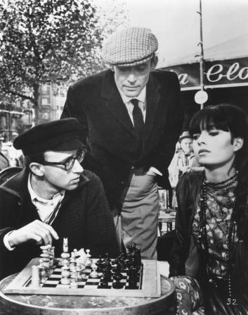 Woody Allen, Peter O'Toole, Romy Schneider