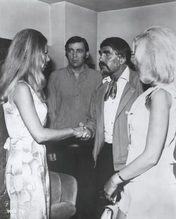 Valerie St. John, James Donnelly, Larry Taylor, Joan Hayward