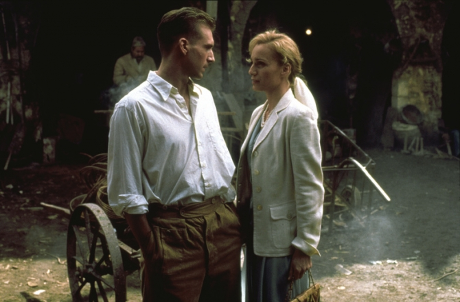 Ralph Fiennes, Kristin Scott Thomas