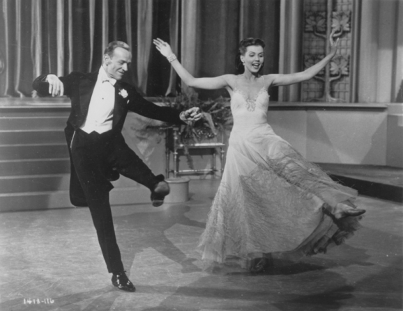 Fred Astaire, Ann Miller