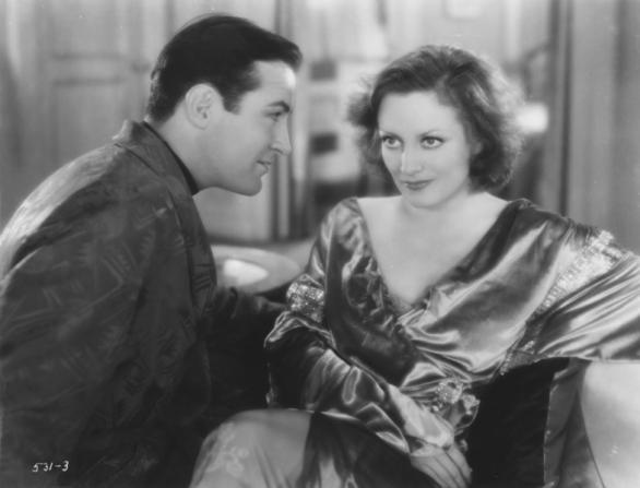 Lester Vail, Joan Crawford