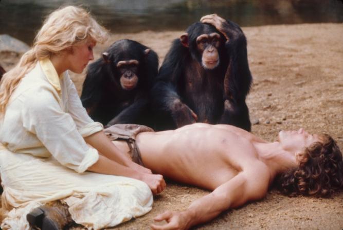 Tarzan ape mann full film sex dukke for sex