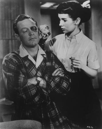 William Holden, Maggie Mcnamara