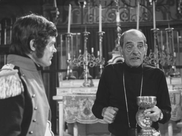 Bernard Verley, Luis Buñuel