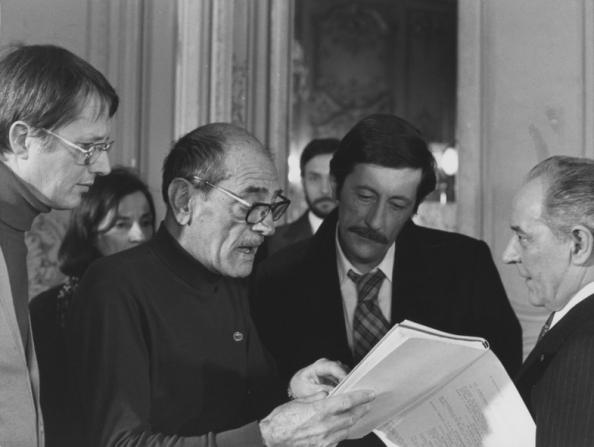 Luis Buñuel, Jean Rochefort