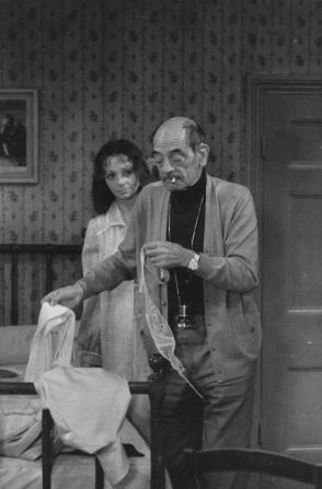 Miléna Vukotic, Luis Buñuel