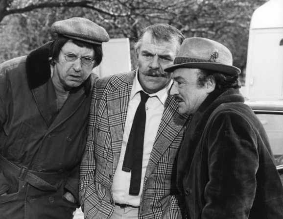 Windsor Davies, Kenneth Connor, Jack Douglas