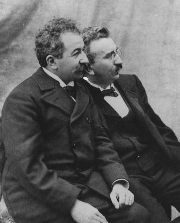 Louis Lumière, Auguste Lumière