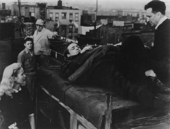 Marlon Brando, Eva Marie Saint, Elia Kazan