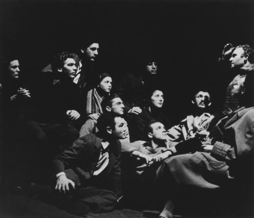 Elia Kazan, Lee Strasberg