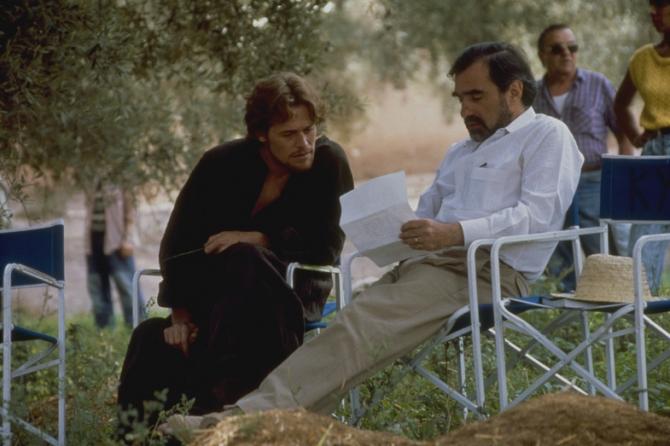 Willem Dafoe, Martin Scorsese