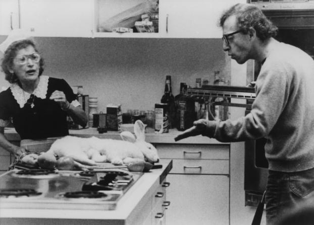 Dorothy Leon, Woody Allen