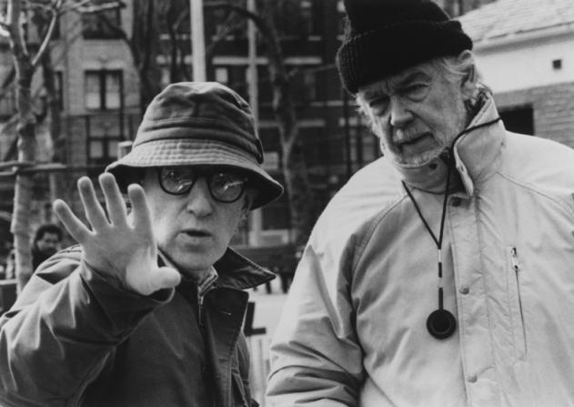 Woody Allen, Sven Nykvist