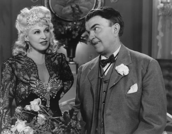 Mae West, Victor Moore