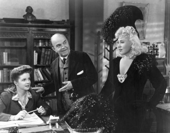 Victor Moore, Mae West