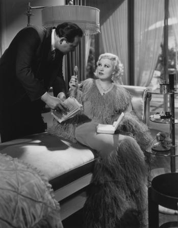 Edward Arnold, Mae West