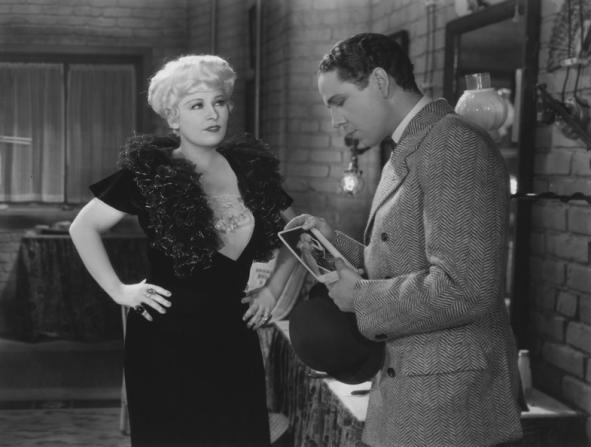 Mae West, Roger Pryor